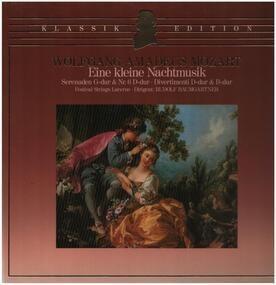 Wolfgang Amadeus Mozart - Eine kleine Nachtmusik,, Festival Strings Lucerne, Baumgartner