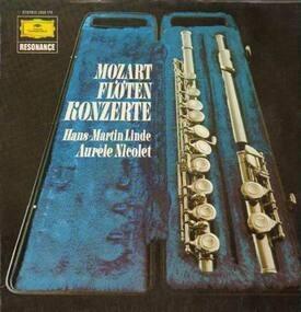 Wolfgang Amadeus Mozart - Flötenkonzerte,, Hans-Martin Linde, Aurele Nicolet