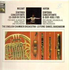 Wolfgang Amadeus Mozart - Daniel Barenboim