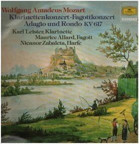 Wolfgang Amadeus Mozart - Klarinettenkonzert, Fagottkonzert, Adagio und Rondo KV 617