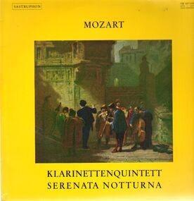 Wolfgang Amadeus Mozart - Klarinettenquintett, Serenata Notturna