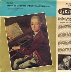 Wolfgang Amadeus Mozart - Klavierkonzert B-dur