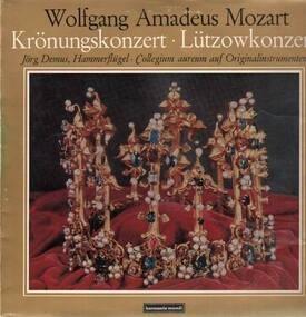 Wolfgang Amadeus Mozart - Krönungskonzert, Lützowkonzert,, J. Demus, Collegium aureum auf Originalinstr.