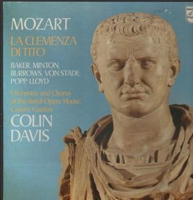 Wolfgang Amadeus Mozart - La Clemenza di Tito