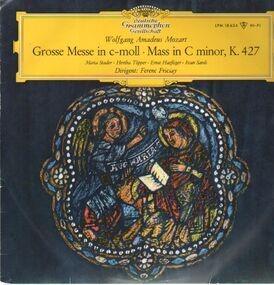 Wolfgang Amadeus Mozart - Grosse Messe in c-moll,, Stader, Töpper, Haefliger, Sardi, Fricsay