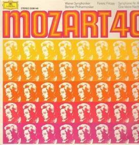 Wolfgang Amadeus Mozart - Symph Nr.40, Eine keine Nachtmusik,, Wiener Symphoniker, Berliner Philh, F. Fricsay