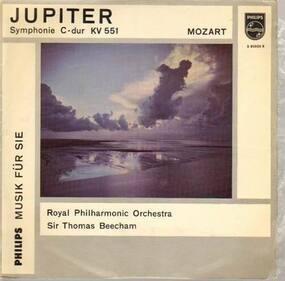 Wolfgang Amadeus Mozart - Jupiter-Symphonie C-dur KV 551,, Royal Philh Orch, Sir Th Beecham