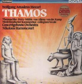Wolfgang Amadeus Mozart - Thamos,, Concertgebouw Orchestra, Harnoncourt