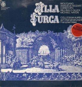 Wolfgang Amadeus Mozart - Alla Turca (Franzjosef Maier)