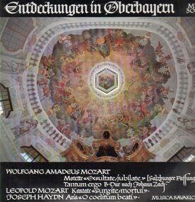 Wolfgang Amadeus Mozart - Entdeckungen in Oberbayern