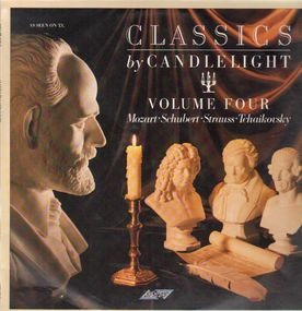 Wolfgang Amadeus Mozart - Classics by Candlelight Vol. Four