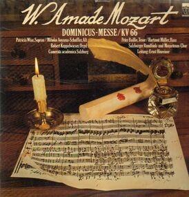 Wolfgang Amadeus Mozart - Dominicus-Messe,, Salzburger Rundfunk- und Mozarteum-Chor, Camerata academica, Hinreiner