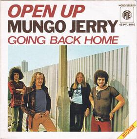 Mungo Jerry - Open Up