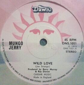 Mungo Jerry - Wild Love