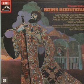 Modest Mussorgsky - Boris Godunow