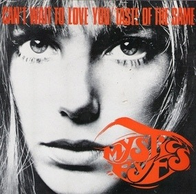 Mystic Eyes - I Can Wait To Love You / Taste Of The Same