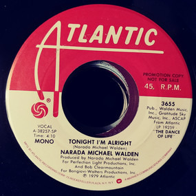 Narada Michael Walden - Tonight I'm Alright