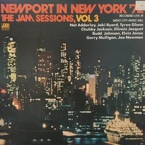 Nat Adderley - Newport In New York '72 (The Jam Sessions) Volume 3