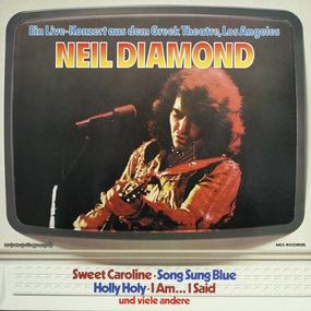 Neil Diamond - Ein Live-Konzert Aus Dem Greek Theatre, Los Angeles