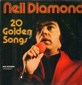 Neil Diamond - 20 Golden Songs