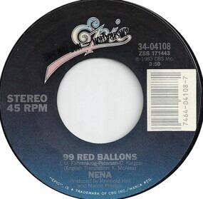 Nena - 99 Red Balloons / 99 Luftballons