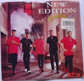 New Edition - If It Isn't Love