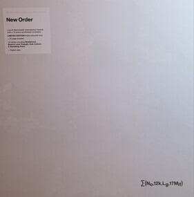 New Order - New Order+liam Gillick: So It Goes...(ltd.Edt)