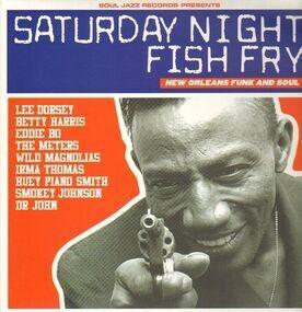 The Meters - Saturday Night Fish Fry