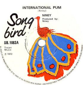 Niney the Observer - International Pum