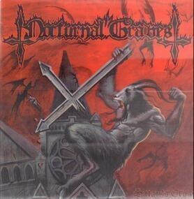 Nocturnal Graves - Satan's Cross