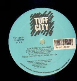 Anttex - Can't Keep Doin' That / What Now