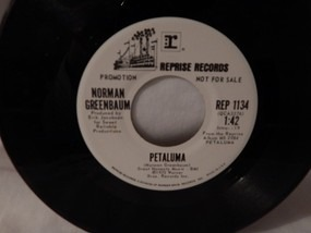 Norman Greenbaum - Petaluma / Dairy Queen