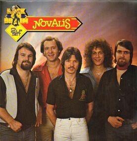 Novalis - Rock On Brain