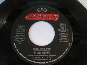 O'Chi Brown - 100% Pure Pain