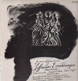 Jacques Offenbach - Hoffmanns Erzählungen, Opernquerschnitt