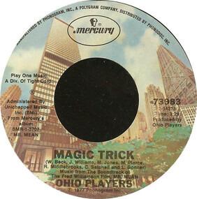 Ohio Players - Magic Trick / Mr. Mean