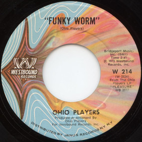 Ohio Players - Funky Worm / Paint Me