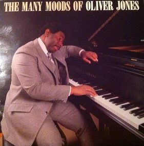 Ollie Jones - The Many Moods Of Oliver Jones