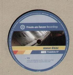 Onur Özer - Freakdisko EP