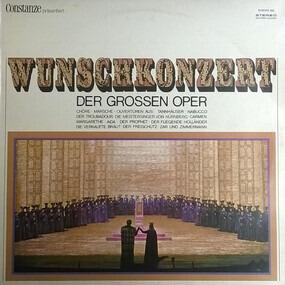 Richard Wagner - Wunschkonzert Der Grossen Oper