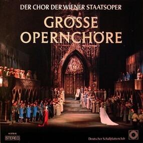 Giuseppe Verdi - Grosse Opernchöre