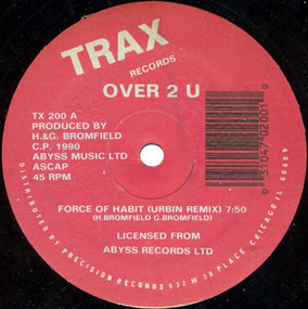 Over 2 U - Force Of Habit