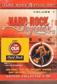 Ozzy Osbourne - Hard Rock Anthology Volume 1, Legends