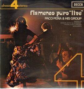 Paco Pena & His Group - Flamenco Puro 'Live'