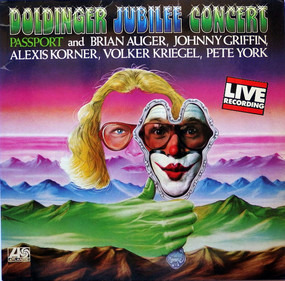 Passport - Doldinger Jubilee Concert