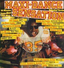 Patto - Maxi-Dance Sensation