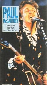 Paul McCartney - Coming Up / Birthday / Hey Jude / Can´t Buy Me Love