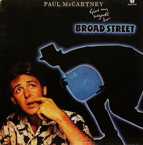 Paul McCartney - Give My Regards To Broad Street = Saludame A Broad Street