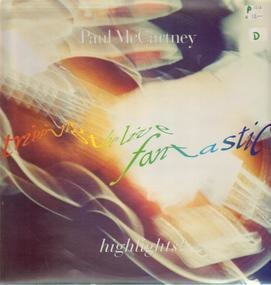 Paul McCartney - Tripping the Live Fantastic