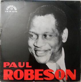 Paul Robeson - Récital